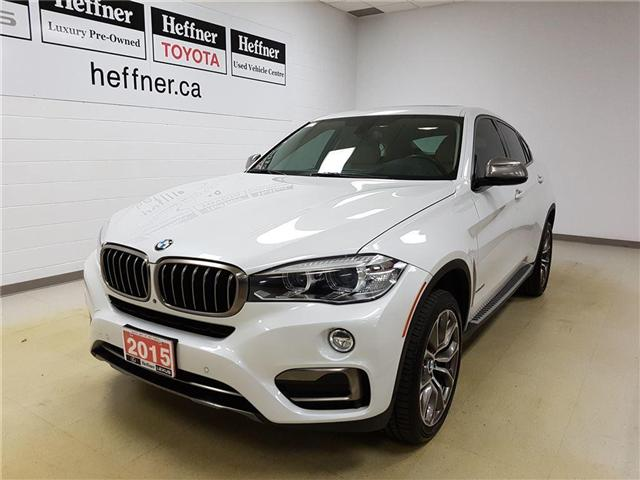 2015 BMW X6 xDrive35i (Stk: 187171) in Kitchener - Image 1 of 23