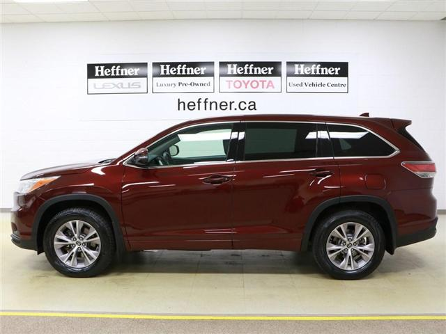 2016 Toyota Highlander  (Stk: 186054) in Kitchener - Image 5 of 23