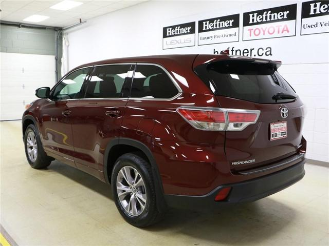 2016 Toyota Highlander  (Stk: 186054) in Kitchener - Image 6 of 23