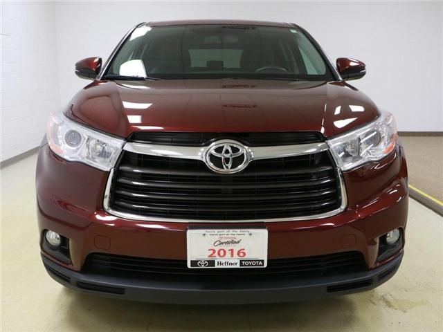2016 Toyota Highlander  (Stk: 186054) in Kitchener - Image 7 of 23