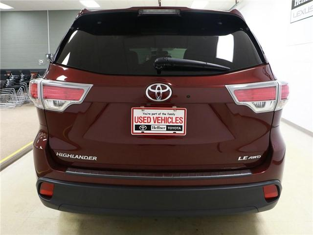 2016 Toyota Highlander  (Stk: 186054) in Kitchener - Image 8 of 23