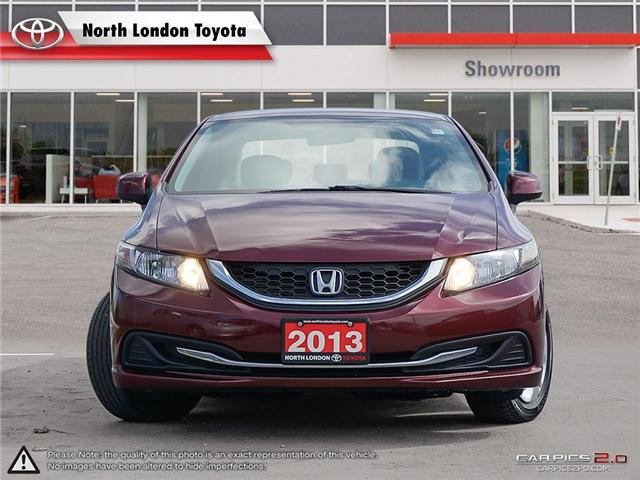 2013 Honda Civic LX (Stk: A219053) in London - Image 2 of 27