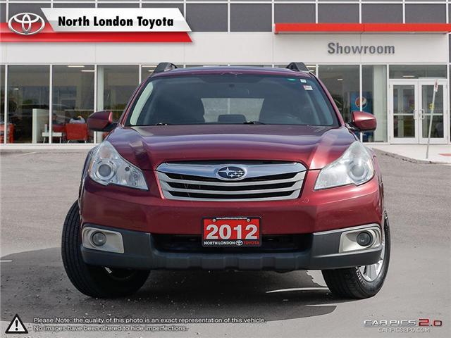 2012 Subaru Outback 2.5i Convenience Package (Stk: AU10888) in London - Image 2 of 27