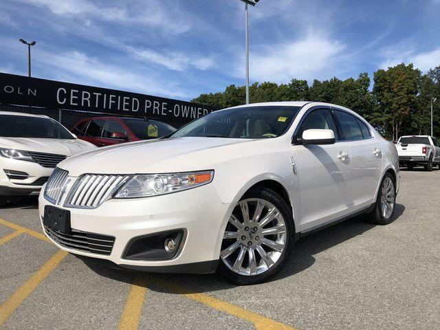 2011 Lincoln MKS Base (Stk: LX181380A) in Barrie - Image 1 of 30