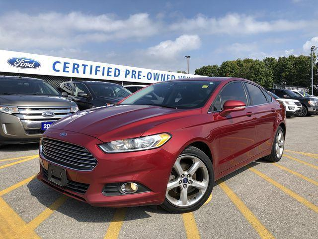 2016 Ford Fusion SE (Stk: FP181373A) in Barrie - Image 1 of 30