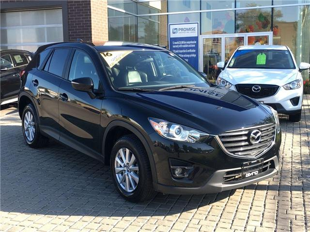 2016 Mazda CX-5 GS (Stk: 27863A) in East York - Image 1 of 30