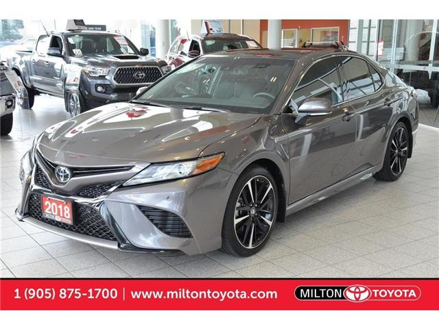 2018 Toyota Camry XSE (Stk: 007046) in Milton - Image 1 of 41