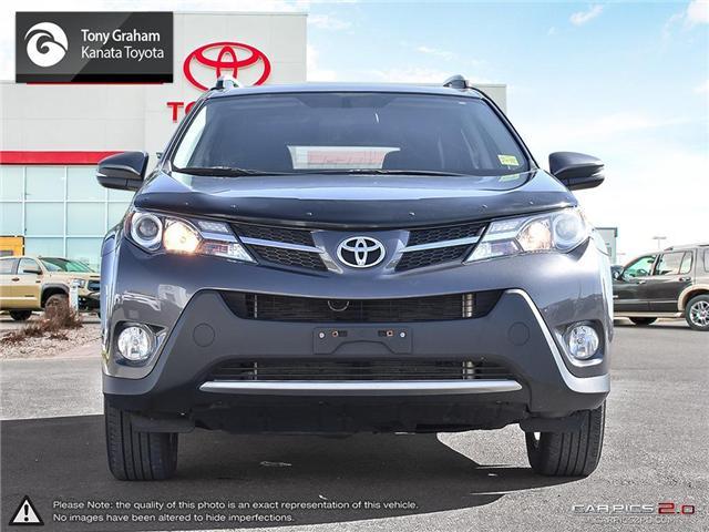 2014 Toyota RAV4 XLE (Stk: M2534) in Ottawa - Image 2 of 27