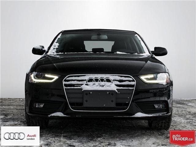 2014 Audi A4 2.0 Komfort (Stk: 17666A) in London - Image 2 of 21