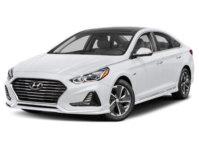 2018 Hyundai Sonata Hybrid Limited (Stk: R86472) in Ottawa - Image 1 of 9