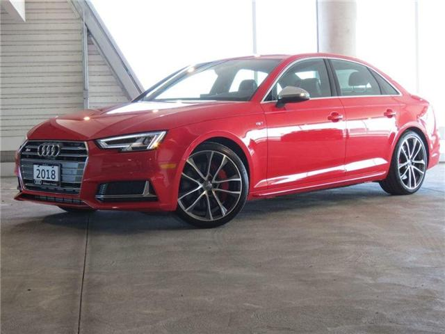 2018 Audi S4 3.0T Technik (Stk: A2125) in Toronto - Image 2 of 28