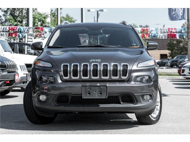2016 Jeep Cherokee North (Stk: 7739PR) in Mississauga - Image 2 of 20