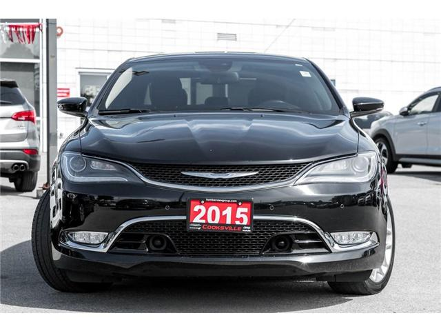 2015 Chrysler 200 C (Stk: 7737P) in Mississauga - Image 2 of 20