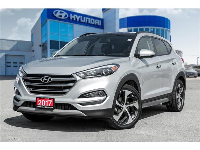 2017 Hyundai Tucson  (Stk: H7675PR) in Mississauga - Image 1 of 21