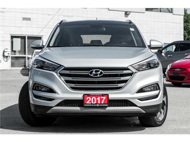 2017 Hyundai Tucson  (Stk: H7675PR) in Mississauga - Image 2 of 21