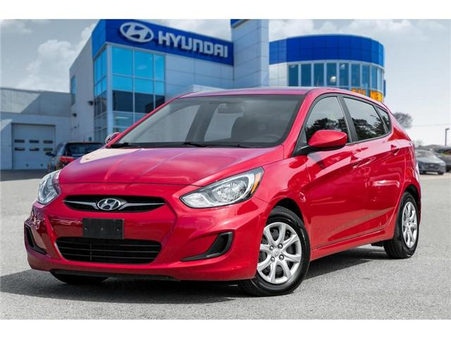 2012 Hyundai Accent  (Stk: H609404T) in Mississauga - Image 1 of 20