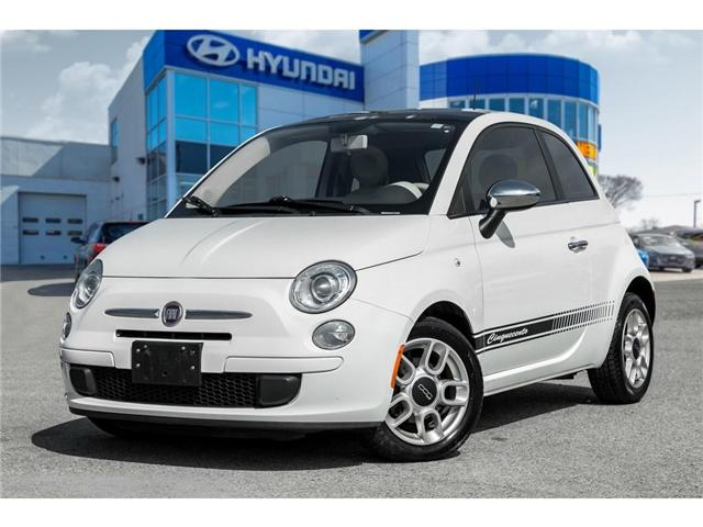 2012 Fiat 500 Pop (Stk: H7597PT) in Mississauga - Image 1 of 19
