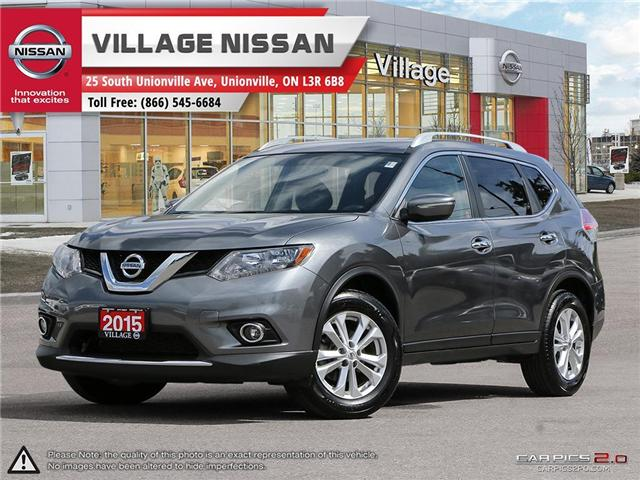 2015 Nissan Rogue SV (Stk: 80773A) in Unionville - Image 1 of 27