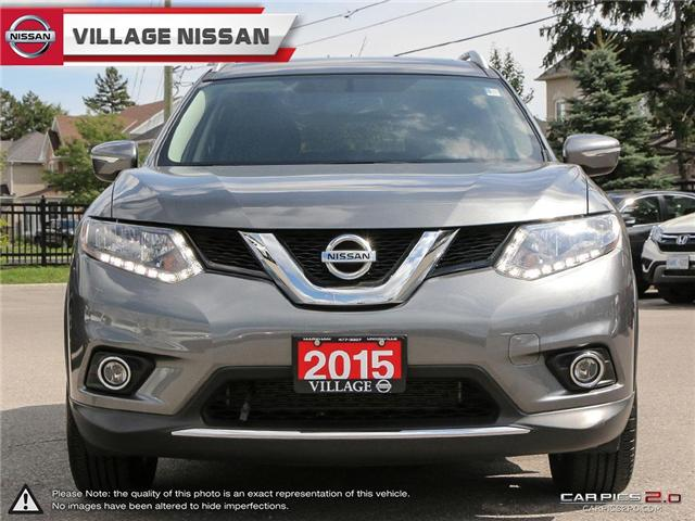 2015 Nissan Rogue SV (Stk: 80773A) in Unionville - Image 2 of 27
