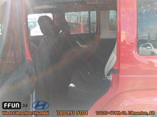 2017 Jeep Wrangler Unlimited Sahara (Stk: P0646) in Edmonton - Image 11 of 20