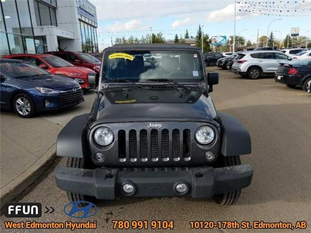 2017 Jeep Wrangler Sport (Stk: P0648) in Edmonton - Image 3 of 21
