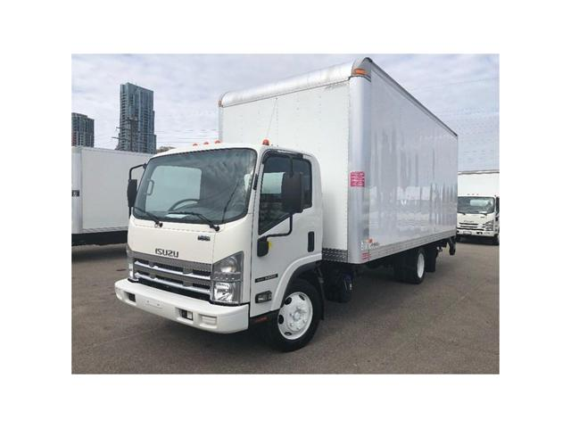 2015 Isuzu NRR Used 2015 Isuzu Only 41,000 km! 20' Body Tailgate (Stk: ST301283T) in Toronto - Image 1 of 15