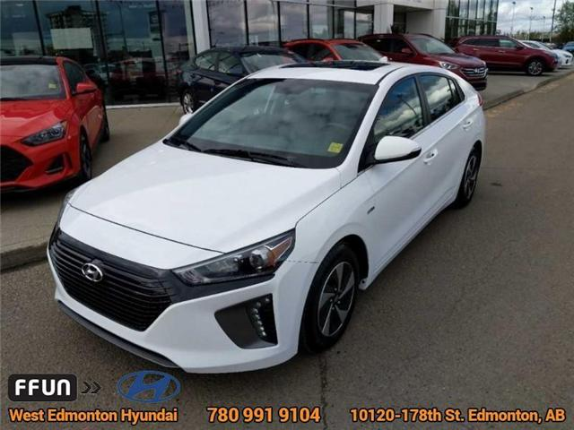 2017 Hyundai Ioniq Hybrid SE (Stk: E4085) in Edmonton - Image 2 of 23