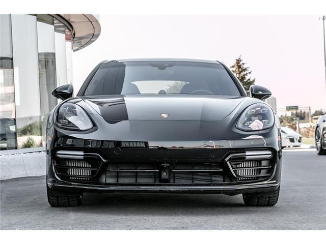 2017 Porsche Panamera Turbo (Stk: U7122) in Vaughan - Image 2 of 17