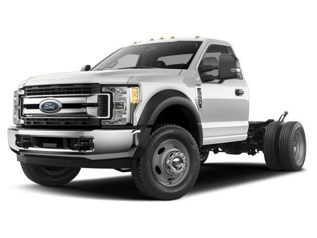 2019 Ford F-550 Chassis XLT (Stk: 19609) in Vancouver - Image 1 of 1