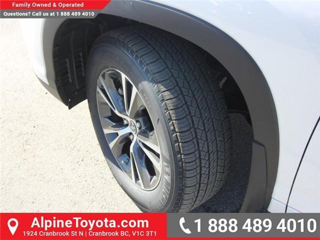 2018 Toyota Highlander LE (Stk: S907391) in Cranbrook - Image 17 of 18