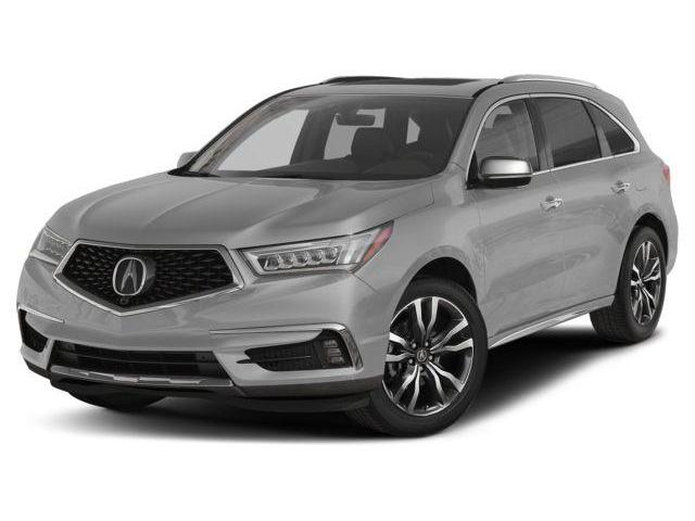 2019 Acura MDX Tech (Stk: K801647) in Brampton - Image 1 of 2