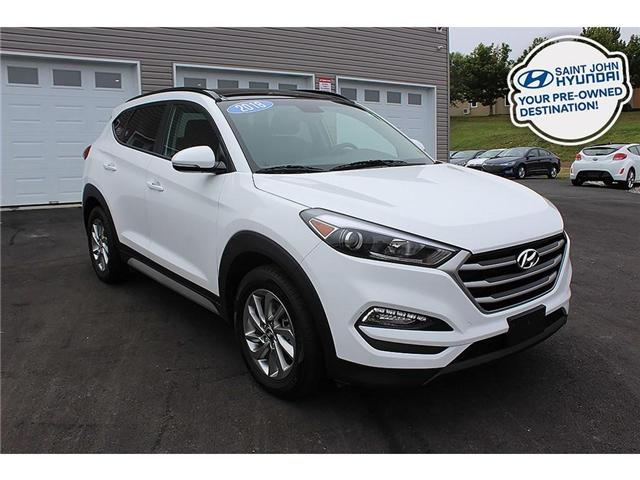 2018 Hyundai Tucson  (Stk: U1891) in Saint John - Image 1 of 23