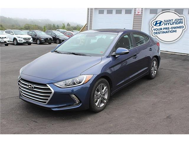 2018 Hyundai Elantra GL SE (Stk: U1893) in Saint John - Image 2 of 21