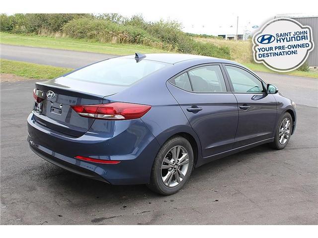 2018 Hyundai Elantra GL SE (Stk: U1893) in Saint John - Image 7 of 21