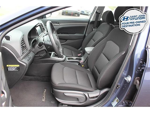 2018 Hyundai Elantra GL SE (Stk: U1893) in Saint John - Image 10 of 21