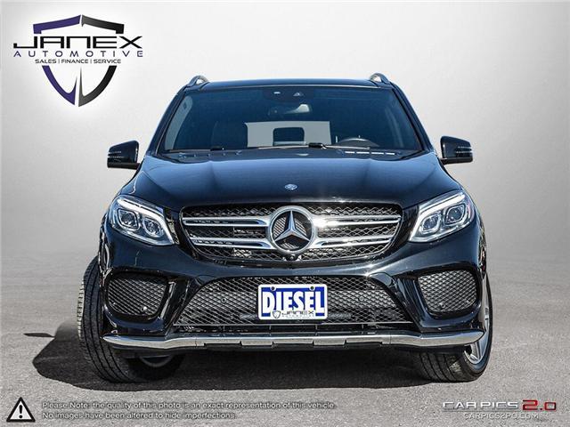 2016 Mercedes-Benz GLE-Class  (Stk: 18699) in Ottawa - Image 2 of 30