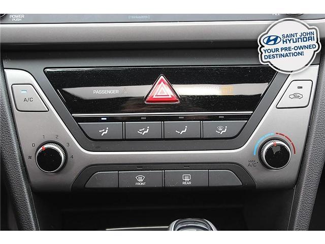 2018 Hyundai Elantra GL SE (Stk: U1893) in Saint John - Image 17 of 21
