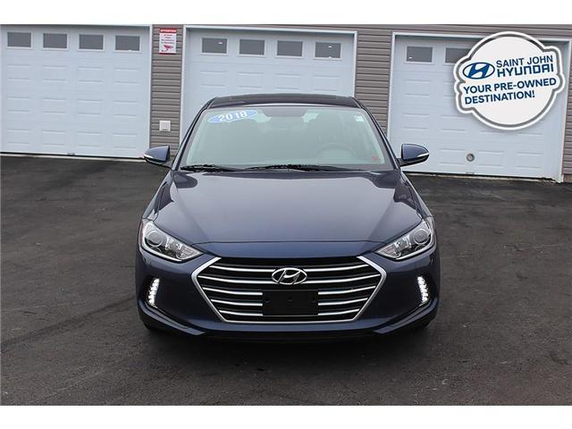 2018 Hyundai Elantra GL SE (Stk: U1896) in Saint John - Image 3 of 22