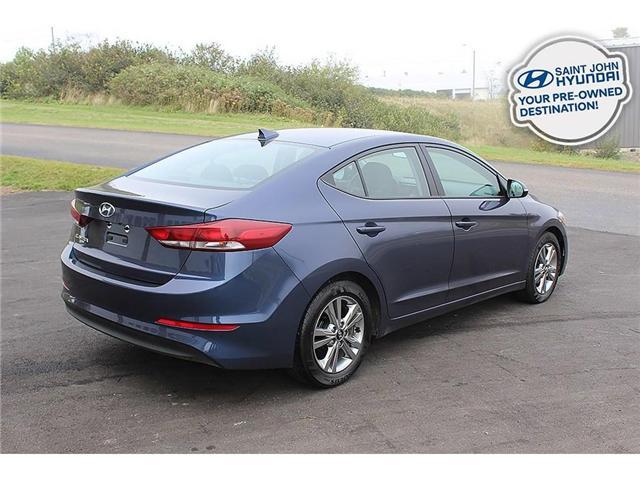2018 Hyundai Elantra GL SE (Stk: U1896) in Saint John - Image 8 of 22