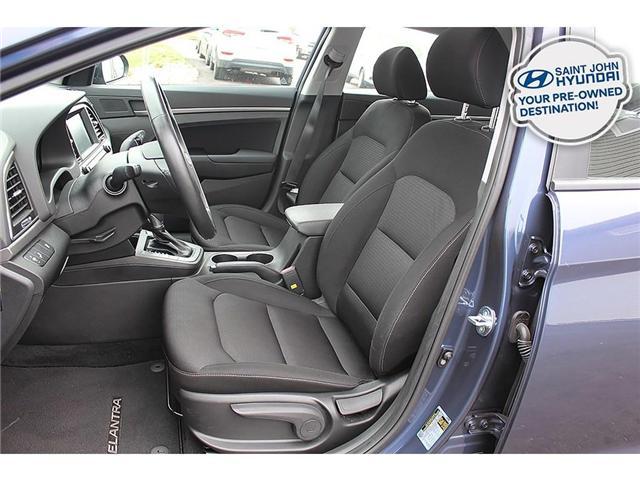 2018 Hyundai Elantra GL SE (Stk: U1896) in Saint John - Image 10 of 22
