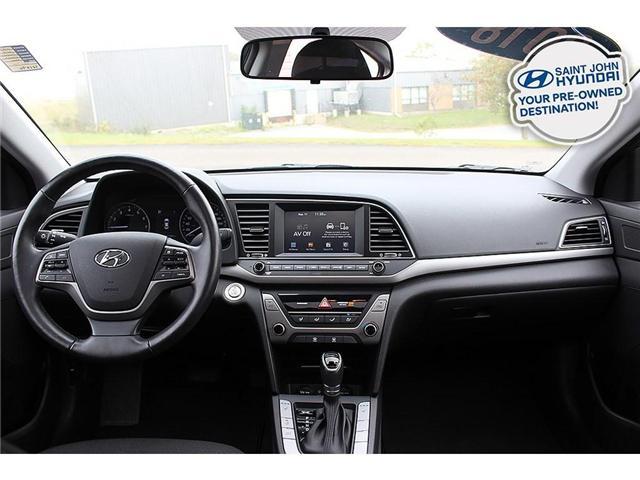 2018 Hyundai Elantra GL SE (Stk: U1896) in Saint John - Image 11 of 22