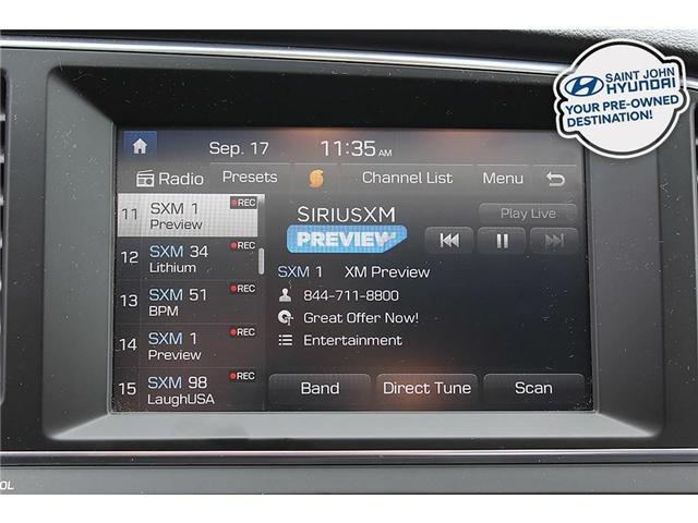 2018 Hyundai Elantra GL SE (Stk: U1896) in Saint John - Image 15 of 22