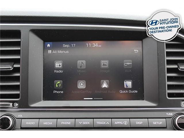 2018 Hyundai Elantra GL SE (Stk: U1896) in Saint John - Image 16 of 22