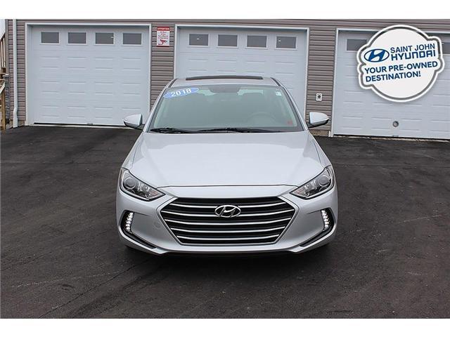 2018 Hyundai Elantra GL SE (Stk: U1897) in Saint John - Image 4 of 21