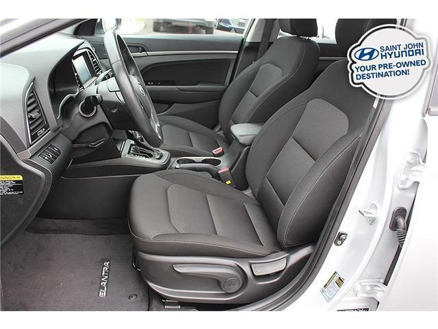2018 Hyundai Elantra GL SE (Stk: U1897) in Saint John - Image 9 of 21