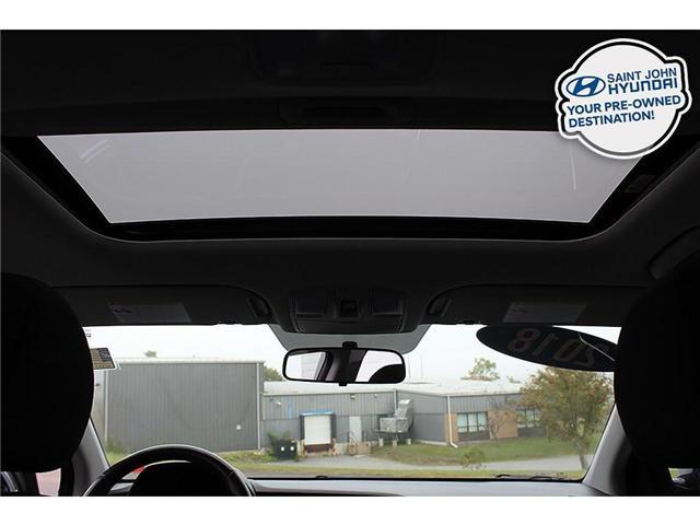 2018 Hyundai Elantra GL SE (Stk: U1897) in Saint John - Image 10 of 21