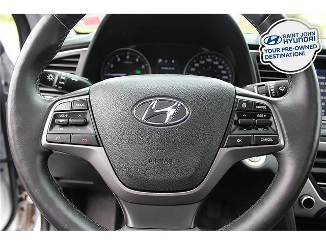 2018 Hyundai Elantra GL SE (Stk: U1897) in Saint John - Image 12 of 21