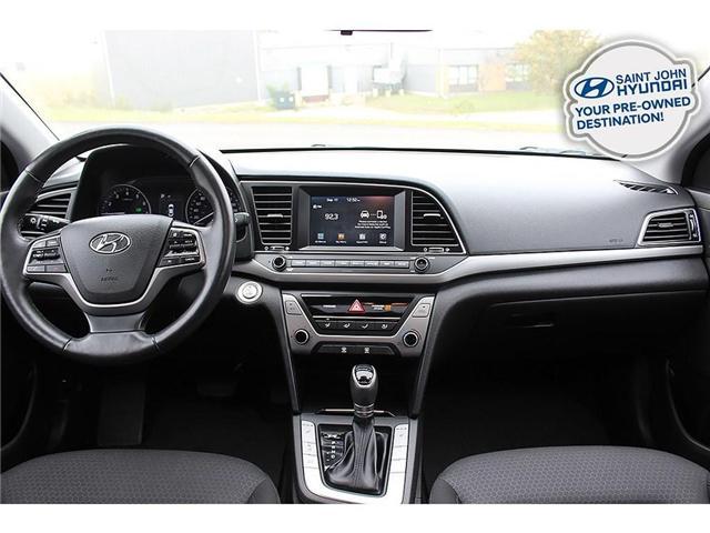 2018 Hyundai Elantra GL SE (Stk: U1897) in Saint John - Image 14 of 21