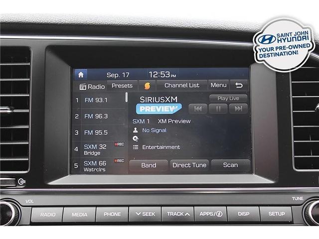 2018 Hyundai Elantra GL SE (Stk: U1897) in Saint John - Image 15 of 21