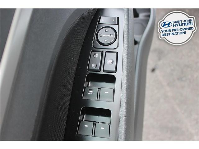 2018 Hyundai Elantra GL SE (Stk: U1897) in Saint John - Image 19 of 21